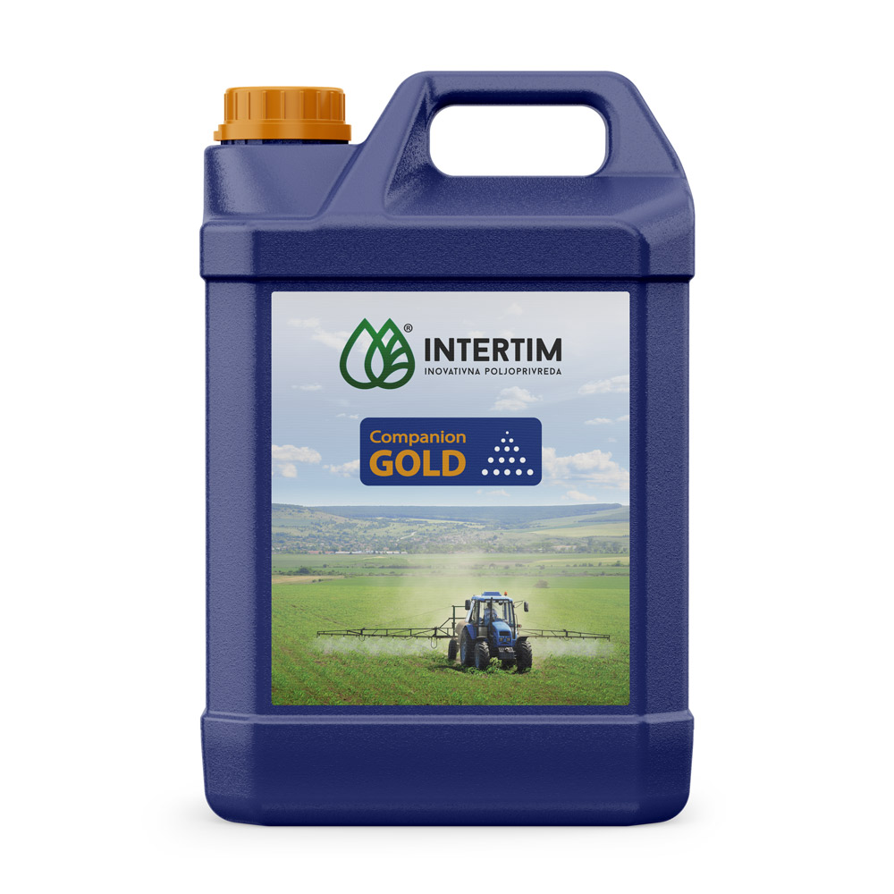 Intertim - Dodaci za prskanje - Companion Gold - 5L