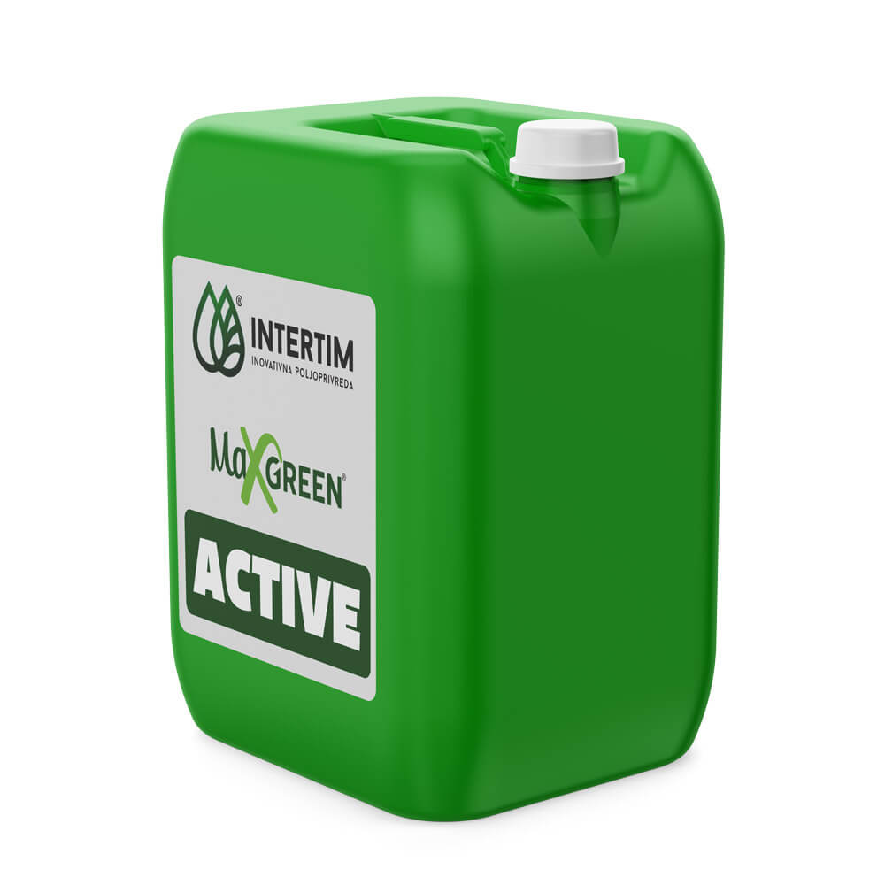 Intertim MaxGreen® ACTIVE