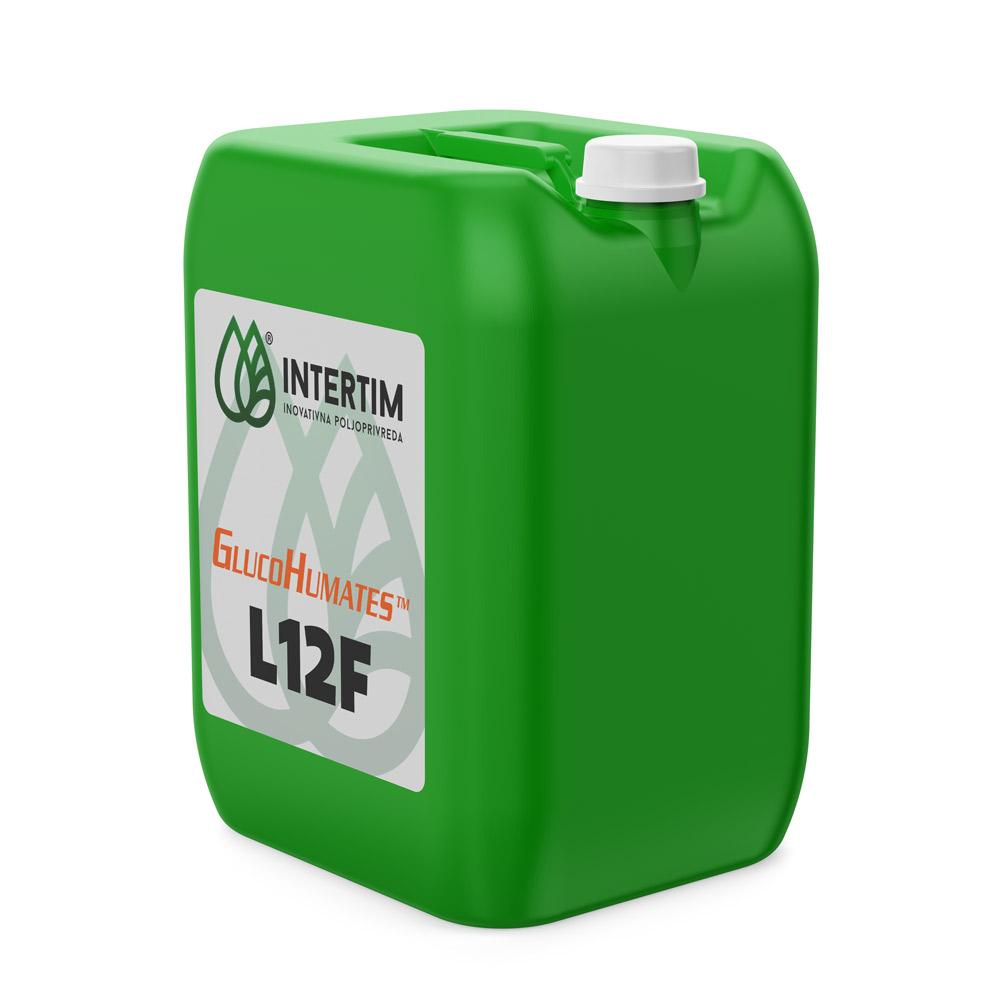 GlucoHumates™ L12F OlivoPro